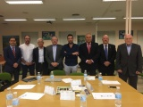 Reunión con la Federación de Asociaciones de Instadores de Andalucía