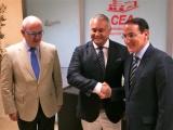 Convenio de colaboración entre CEA y el Consejo Andaluz de Colegios de Ingenieros Técnicos Industriales