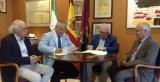 Convenio I+D con Universidad Internacional de Andalucía
