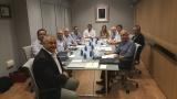Reunión del Consejo Andaluz el pasado sábado en Córdoba
